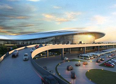 蓬莱国际机场